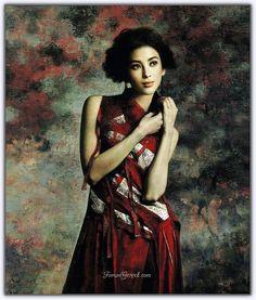 Xie Chuyu (1962 - ….)   Çinli Ressam - Forum Gerçek