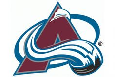 """Colorado Avalanche. The snow/streak from the hockey puck that wraps around the """"A"""" is shaped like a """"C"""" for Colorado."""