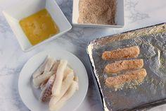 Crispy Fish Sticks 4