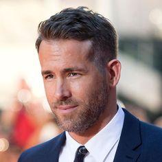 Ryan Reynolds Long Hairstyle