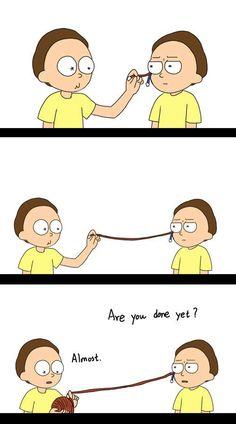 Imágenes yaoi de Rick and Morty (Rick×Morty). Si no te gusta o lo con… #losowo # Losowo # amreading # books # wattpad