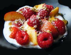 5:2 Diet - Coconut Fruit Salad = 174 Calories
