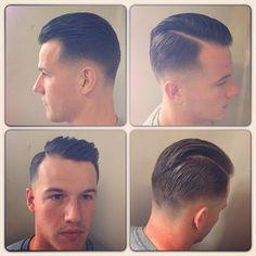 Love this cut, bang bang bang! Exclusively at DiCarlo Salon & Spa!  414.765.1985 www.dicarlosalon.com