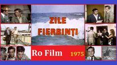 D.N. NEWS - @Zile fierbinţi - 1975. Sergiu Nicolaescu. Film, World, Music, Youtube, Movies, Movie Posters, Movie, Musica, Musik