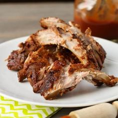 Crock Pot Ribs Recipe - Garnish with Lemon & ZipList