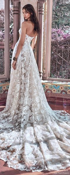 [tps_header]Galia Lahav, has released her newest breathtaking collection, Victorian Affinity. In this special collection they put great emphasis on games of volume in one garment, creating a chimeric silhouettes and e...