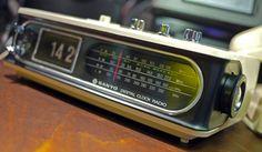 Pack Rat Blog: Radiowecker Sanyo RM-8400