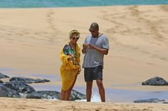 Beyonce & Jay in Hawaii 20th June 2016