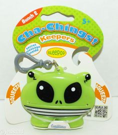 CHA-CHINGS VINYL KEEPERS ALIEN BLEEPOP BUNCH 2 COOLECTIBLES 21661L IMPERIAL 2011 #Imperial