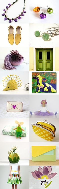 Colorful Finds by Deb on Etsy--Pinned with TreasuryPin.com