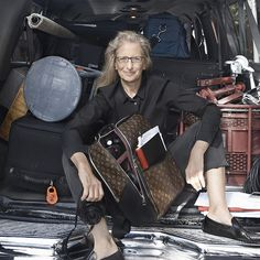 Annie Leibovitz's Nomadic Photographer's Bag  by The Art of Travel by Louis Vuitton, via Flickr