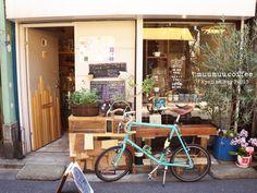 Muumuu coffee, Kyojima Tokyo