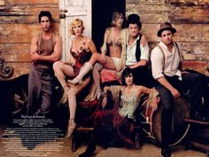 Great pic of the FRIENDS cast!