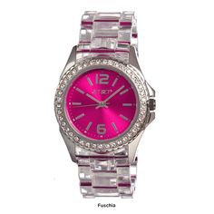 Jet Set watches. There are so many amazing colors.
