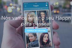HappnTour - que tal levar seu app de relacionamento para passear e conhecer pessoas novas? - Blue Bus