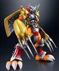 Bandai Tamashii D-Arts Digimon WarGreymon Original Designer's Edition featured on Jzool.com
