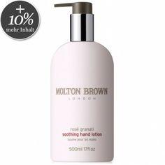 Rosé granati soothing hand lotion - Vorteilsgröße MOLTON BROWN