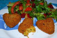 Aprendiz Vegana: Nuggets de Quinoa