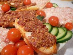 Kolbászkrémes melegszendvics | Rita konyhája - receptek