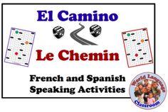 Foreign (World) Language Interactive Speaking Activity (French, Spanish) wlteacher.wordpress.com