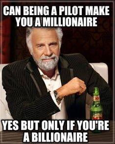 #pilotlife #billionaire