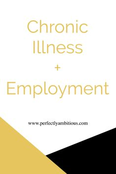 Have you ever wondered about spoonies and employment? Click the link to read about the difficulties we have looking for employment.