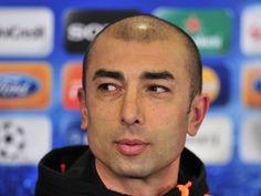 Roberto Di Matteo, Chelsea - sacked. Roman strikes again.