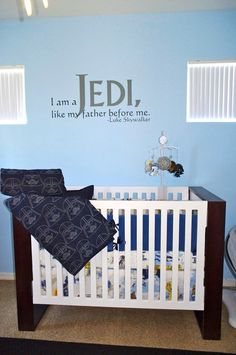Custom Unique Star Wars Crib Bedding Bumper Pottery Barn