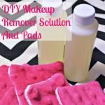 Makeup Remover Solution & Pads