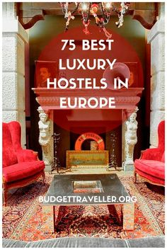 A curated list of the Budgettraveller's top 75 hostels in Europe
