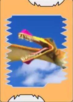 Anahnguera Real Dinosaur, Dinosaur Cards, Magia Elemental, King Craft, Power Rangers Ninja Steel, Dinosaur Posters, Dinosaur Pictures, Prehistoric Creatures, Jurassic World