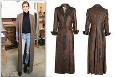 Nuestra inspiración para llevar los abrigos largos. Una apuesta segura esta temporada