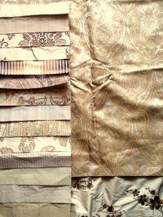 silk soft furnishing fabrics