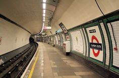 Clapham South - London Underground  LDN.RS-my home for the last 4 years of my London time...