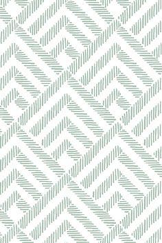 Motif esprit tribal vert paon et blanc. Retrouvez cet imprimé sur le linge de lit en percale de coton  de la collection Esprit tribal. Etnic Pattern, Tribal Print Pattern, Graphic Design Pattern, Graphic Patterns, Pattern Art, Print Patterns, Embroidery Patterns Free, Textile Patterns, Textile Prints