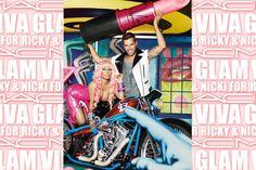 Viva Glam For Ricky & Nicki