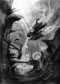 Nautilus by Marek-Bilinski