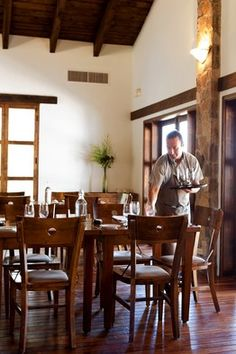 WSJ article on Valle de Guadalupe - Laja restaurant is described as the French Laundry of Mexico.