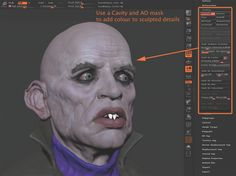 How can I create convincing texture? GREAT poly paint lesson.. WRITTEN with clear pics