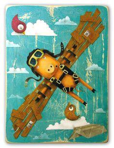 świnka  http://pantonedesign.blogspot.com/