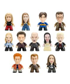 Take a look at this Buffy the Vampire Slayer Action Figure Blind Bag today!