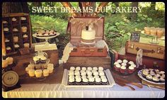 Vintage Cupcake Display | Pinterest: Discover and save creative ideas