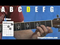 Guitar Chords for Beginners - Free Chord Chart, Diagram, & Video Lesson