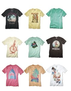 Graphic t's: which one is your fave?