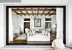 Haus Design: White, Gray And Gold All Over