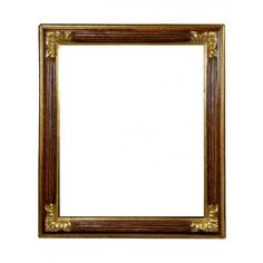 "Wooden frame ""Scanalina"" - Luxurious frame perfect to enhance the beauty of pictures and paintings. Available in different sizes!"