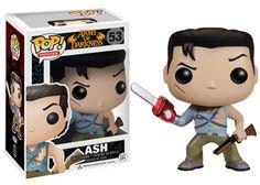 Amazon.de:Funko - Figurine - Evil Dead - Ash Pop 10cm - 0830395034072
