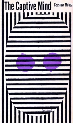 ….cover by Paul Rand,1955….