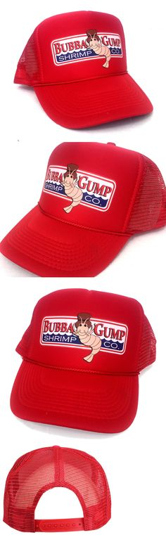 f69ef9ee Hats 163543: Bubba Gump Shrimp Co Hat ~ Usa Seller ~ Forrest Gump Halloween  Costume