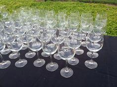 Celebrity Cruises logo wine glasses at the Calabasas Malibu Wine Festival in Southern California. http://www.celebritycruisessocalblog.com/calabasas-malibu-wine-food-festival-recap-and-pictures/